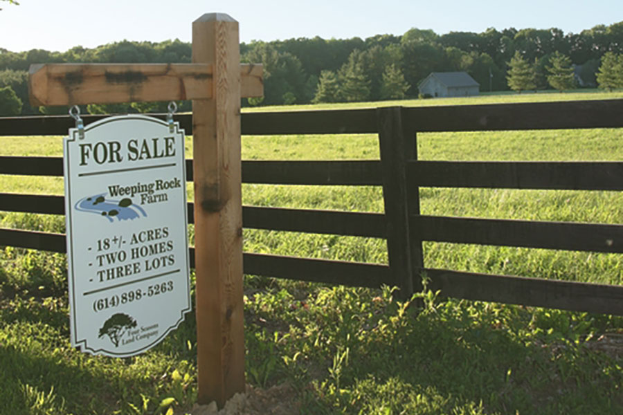 Looking for Land for Sale in Ohio?